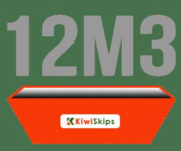 12 Metre Skip Bin