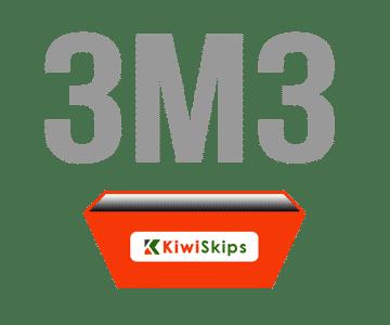 3 Metre Skip Bin